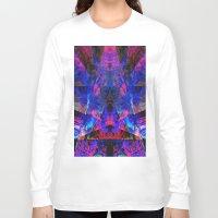 pyramid Long Sleeve T-shirts featuring Pyramid by Assiyam