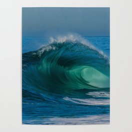 Mermaid's Tail Poster