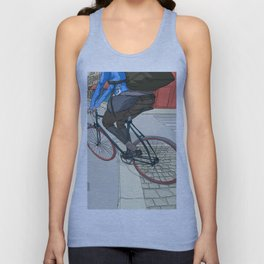 City traveller Unisex Tank Top