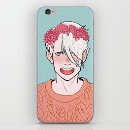 YOI Flower Boys - Viktor iPhone Skin