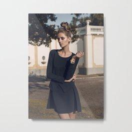 Katja Metal Print