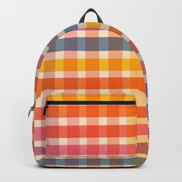 Cute Rainbow Pattern Backpack