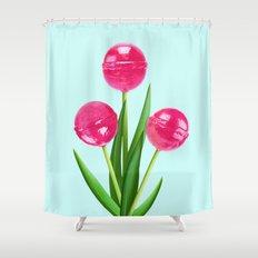 TULIPOPS Shower Curtain