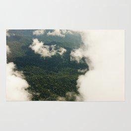 the rainforest  Rug