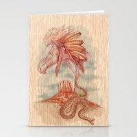 colorado Stationery Cards featuring COLORADO by TOXIC RETRO