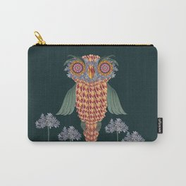 The owl of wisdom Carry-All Pouch