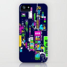 Tokyo iPhone Case