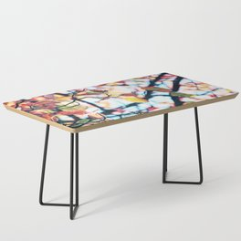 Happy Autumn Colors Coffee Table
