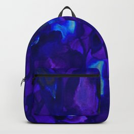 Blue Jasmines Guide You Home Backpack