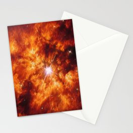 Cosmic Couple Stationery Cards