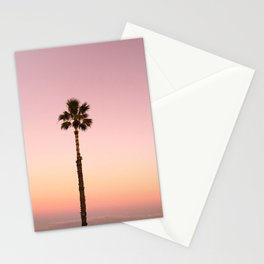 Stand out - ombré pink Stationery Cards