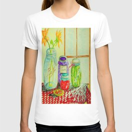 Kitchen Light Dancing T-shirt