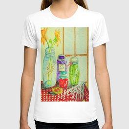 Kitchen Light Dancing T-shirt