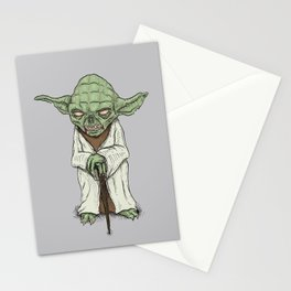 The Dark Side I Sense In You Stationery Cards
