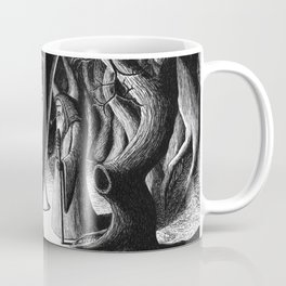 Wizards In The Woods Coffee Mug