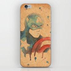 Soldier iPhone Skin