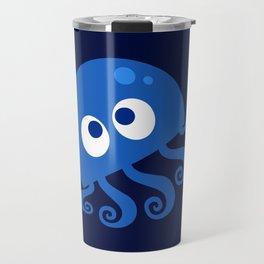 Bubbly Octopus Travel Mug