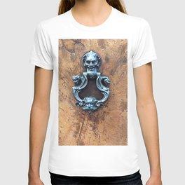 Antique Door Decorative Knocker T-shirt