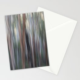 Gum trees Victorian high country Stationery Cards