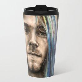 '(New Wave) Kurt' Travel Mug