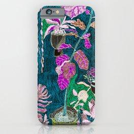 Indoor Jungle 1 iPhone Case