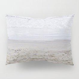 b e a c h Pillow Sham