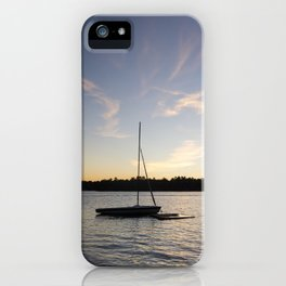 Come Sail Away. iPhone Case
