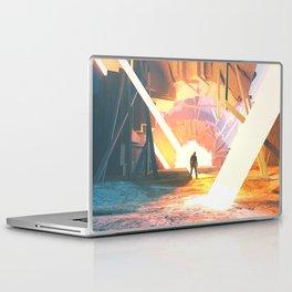 Stone Light Laptop & iPad Skin