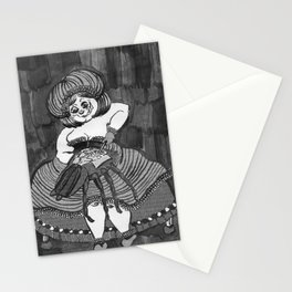 Hungry Miss Muffet Stationery Cards