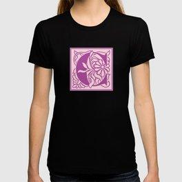 Ornate Initials Six - C T-shirt