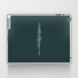 Love in the forest - green Laptop & iPad Skin
