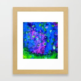 Color Expression 1 Framed Art Print