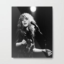 Stevie Nicks Album Poster Cover Wall Art Living Room Home Docor,No Frame Metal Print