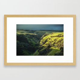 Hanna Highway Framed Art Print
