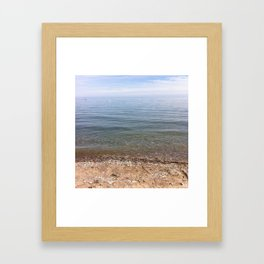 Lake Ontario Framed Art Print