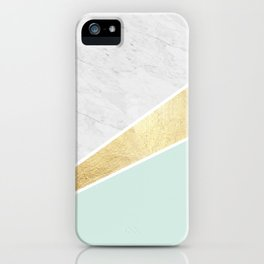 Colorful texture VI iPhone Case