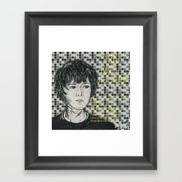 (Movie - Set Me Free) - yks by ofs珊 Framed Art Print