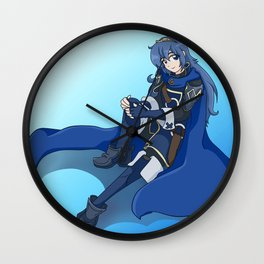 Princess from the Future - Lucina Wall Clock