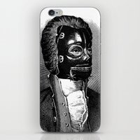 bdsm iPhone & iPod Skins featuring BDSM XIV by DIVIDUS