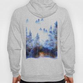Fox in the Snow Hoody
