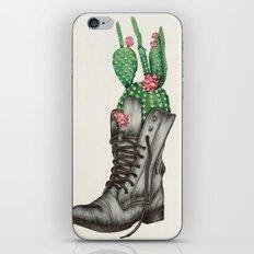 Shoe Bouquet II iPhone & iPod Skin