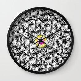 M. CMYKat. Escher Wall Clock