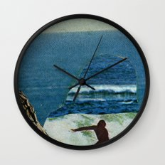 The Cove Wall Clock