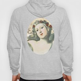 Flora - muse for Spring Hoody