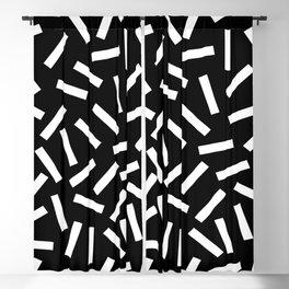 80s Memphis Bacteria Sprinkles Blackout Curtain