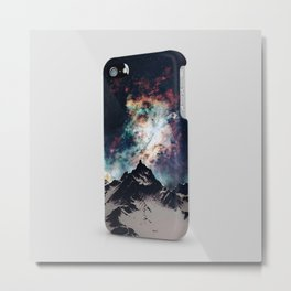 Iphone 6/6s Hard Case - Galaxy Nebula Space Cosmos Metal Print