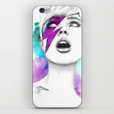 Bowia iPhone & iPod Skin