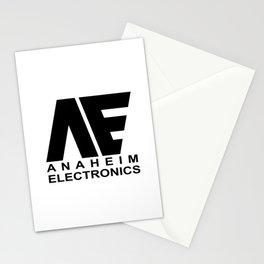 Anaheim Electronics Stationery Cards