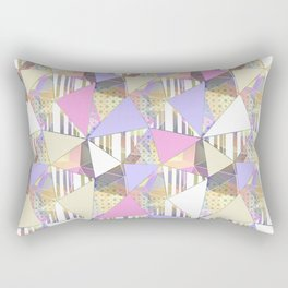 Cute abstract pattern. Rectangular Pillow