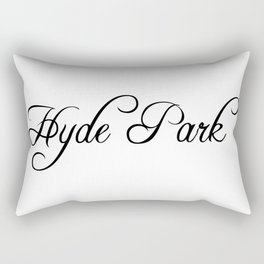 Hyde Park Rectangular Pillow
